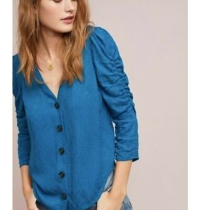 Maeve by Anthropologie rayon blouse
